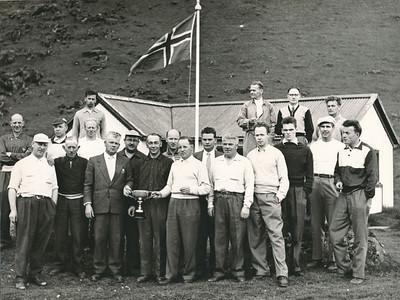 Klúbbakeppni GR og GV 1961