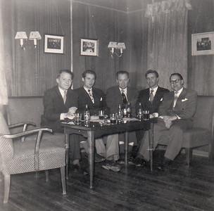 Kappleikjanefnd GR 1957-61
