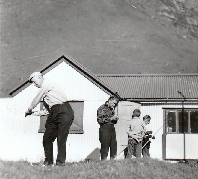 Íslandsmótið 1962