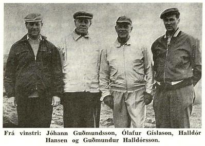 Bændaglíman 1962