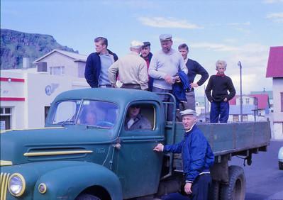 Ísl.mót Vestmannayjum 1962.