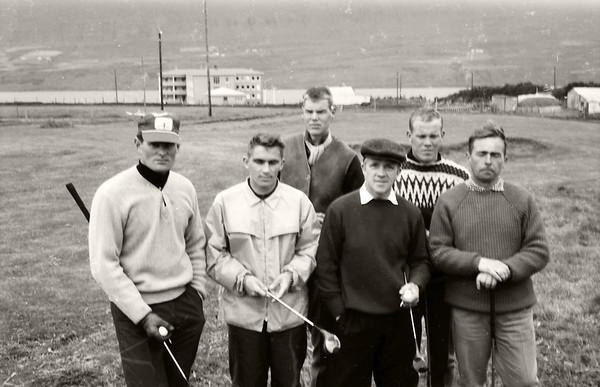 Íslandsmót 1963, Akureyri.
