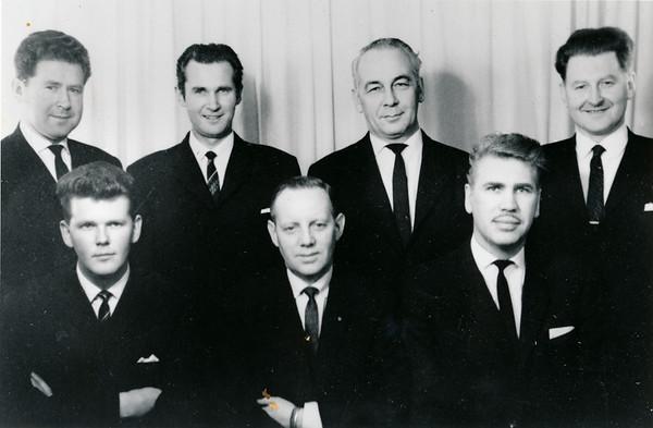 Stjórn GR 1963.