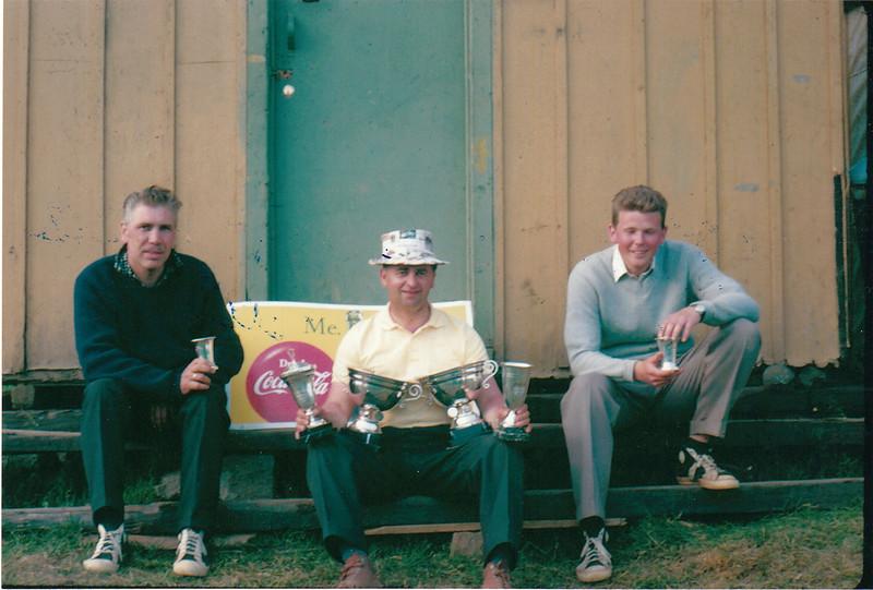 Opna Coca Cola mótið 1963