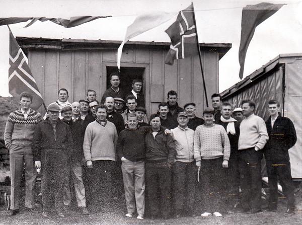 Bændaglíma GR 1963