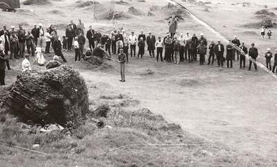 Íslandsmótið, Eyjum 1964