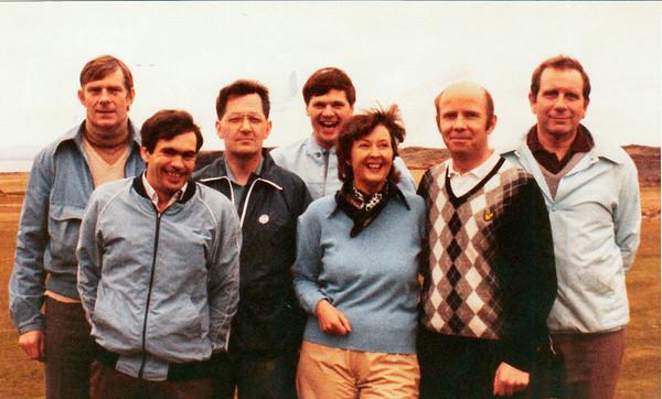 Stjórn GSÍ 1982-1983