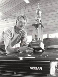 Nissan stigamótið 1985
