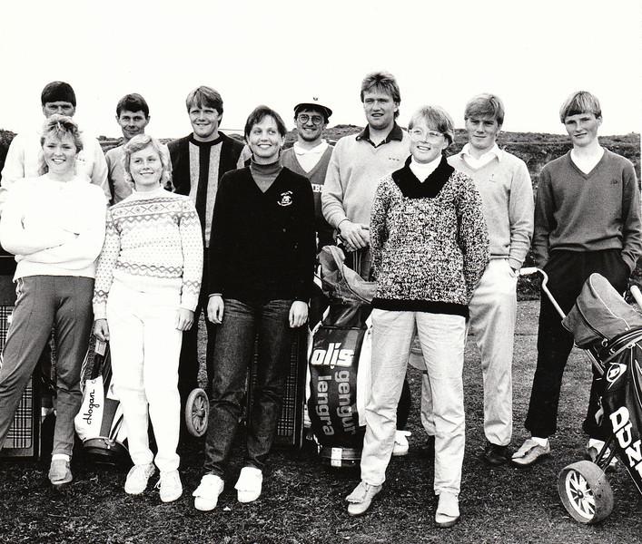 Landslið 1985