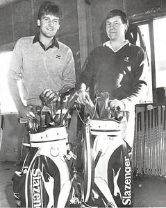 Golfkennarar