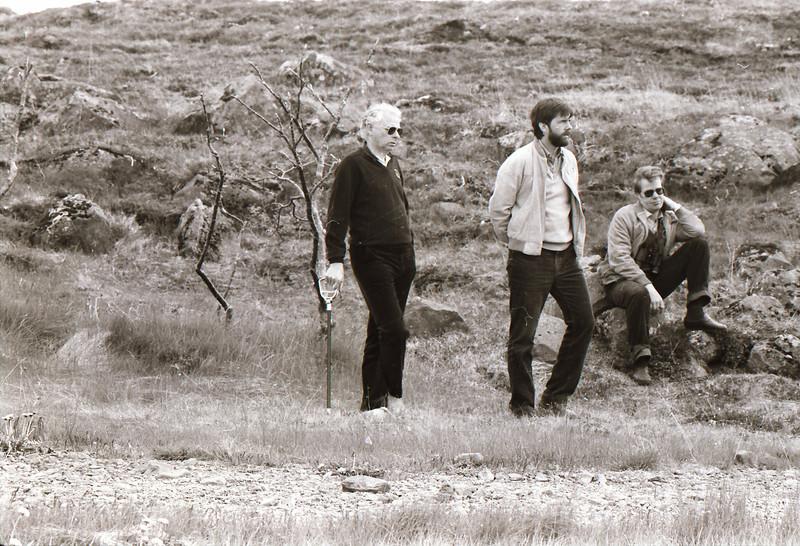 Heimshornakylfingar 1985