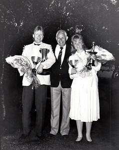 Íslandsmót að Jaðri 1985