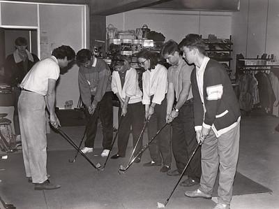 Golfkennari