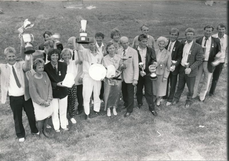 Íslandsmót 1986