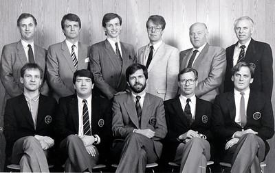 Stjórn GR 1986