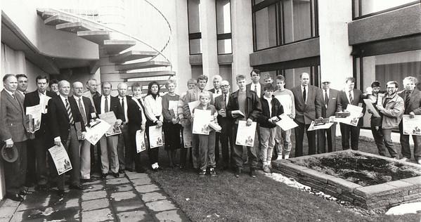 Hola í höggi 1986