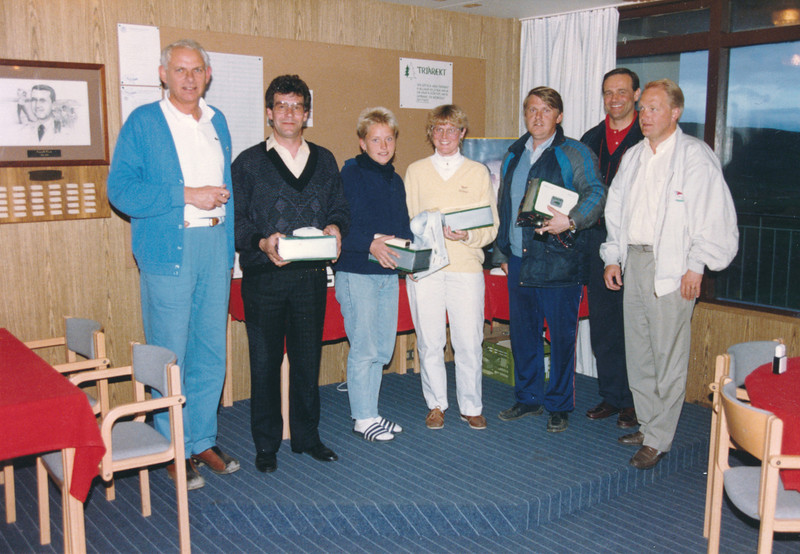 Opna Lacoste 1987