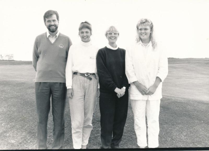 Sveitakeppni GSÍ 1987