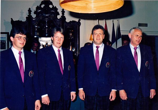 EM klúbba 1988