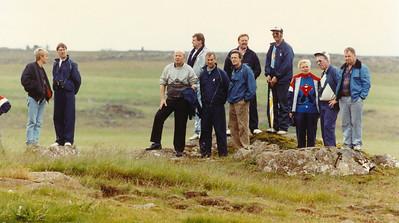 Evrópumót drengja í Grafarholti 1991