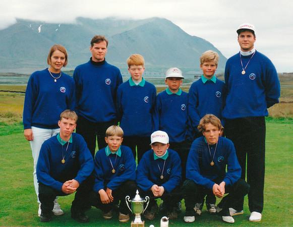Sveitakeppni unglinga 1992