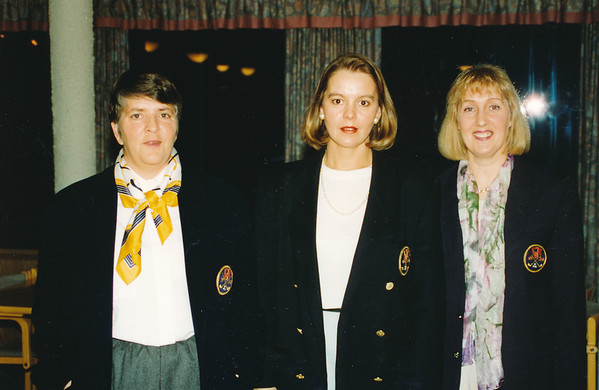 Stjórn GR 1992-3