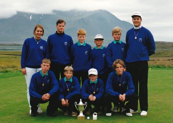Sveitakeppni unglinga 1993