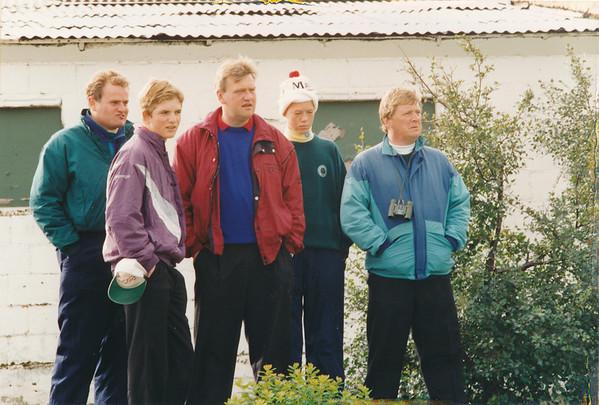 Sveitakeppni unglinga - Jaðar