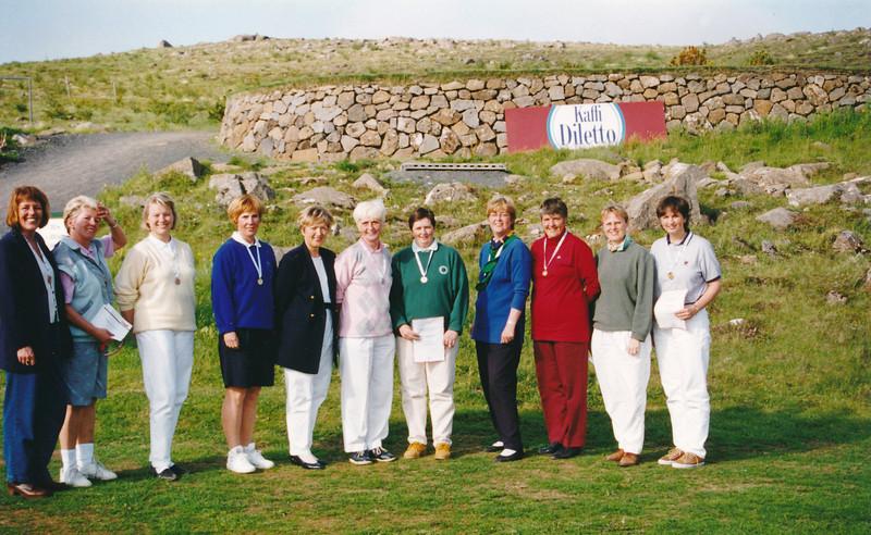Diletto kvennamótið 1995