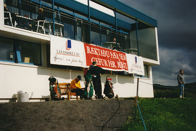 Sveitakeppni eldri kylfinga 1995