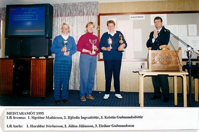 Meistaramót GR 1995