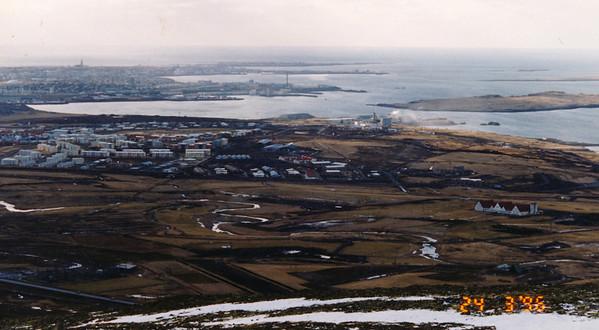 Korpúlfsstaðir - Loftmyndir