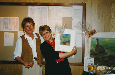 Art-Hún kvennamótið 1996