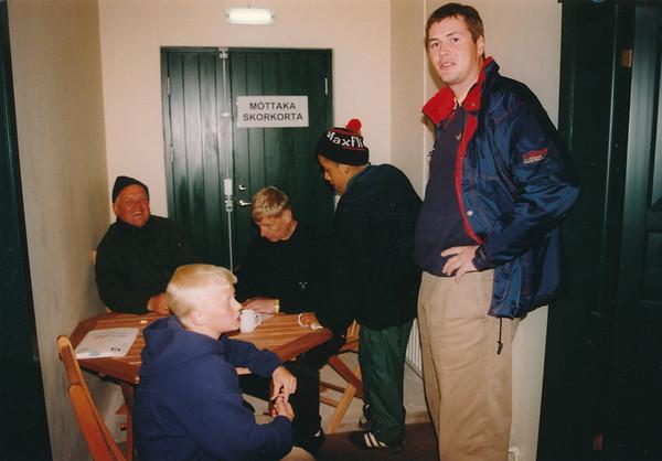 Íslandsmótið á Korpúlfsstaðavelli 1997