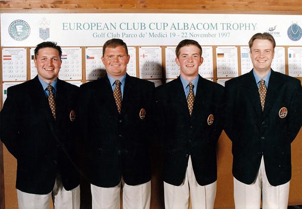 Evrópumót golfklúbbba 1997