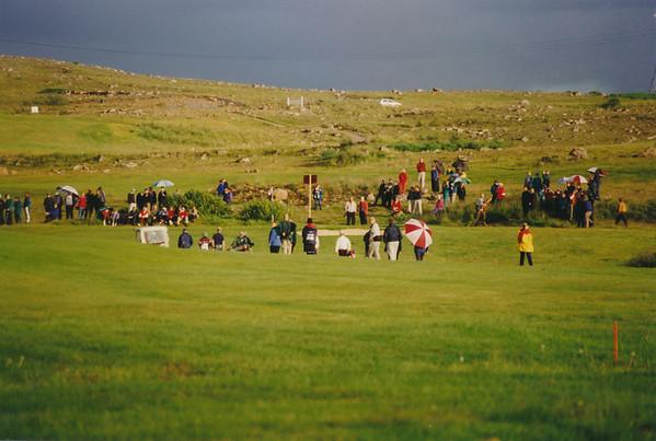 Íslandsmótið í Grafarholti 1997