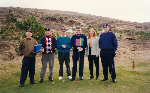 Arneson skjöldurinn 1997