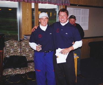 Herborg Arnarsdóttir og Margeir Vilhjálmsson.