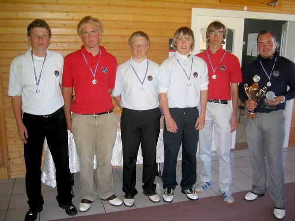 Sveitakeppni unglinga 2004