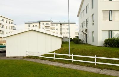 Teigsvæði 2. brautarinnar var á þessu svæði. Þar er nú að finna bílskýr og fjölbýlishús við Miðleiti.