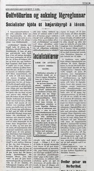 Vísir 22. janúar 1937 - Tímarit.is