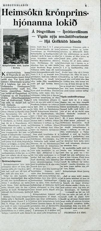 Morgunblaðið 3. ágúst 1938 - Timarit.is