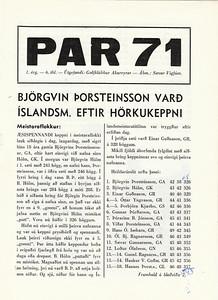 Landsmótsblað