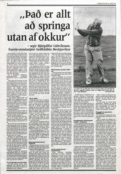 Viðtal við Björgúlf