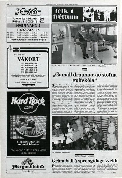 Morgunblaðið 19. febrúar, 1991, bls. 48 - www.timarit.is