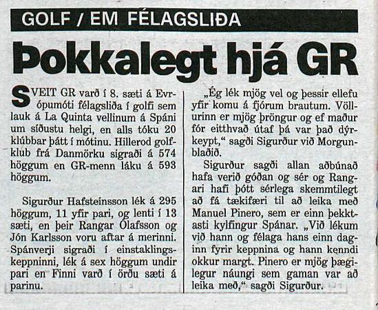 Morgunblaðið 27. nóvember 1992 - Timarit.is