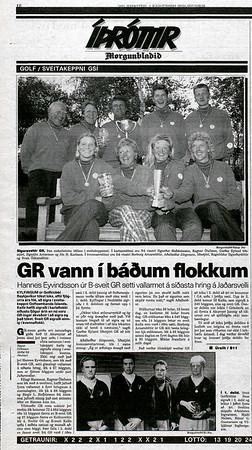 Morgunblaðið 1. sept. 1992 - Timarit.is