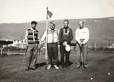 Íslandsmótið á Akureyri 1958
