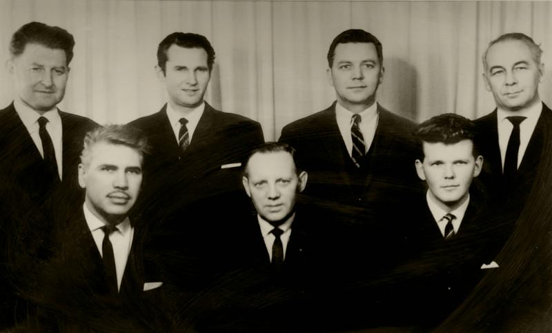 Stjórn GR 1965