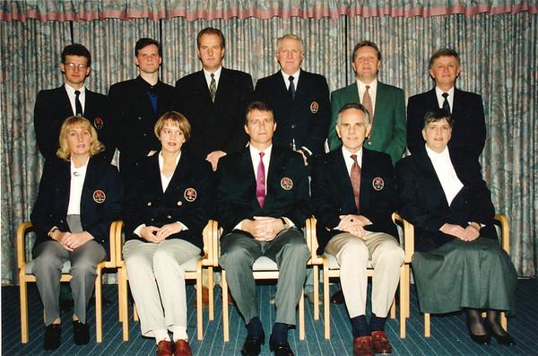 Stjórn GR 1993